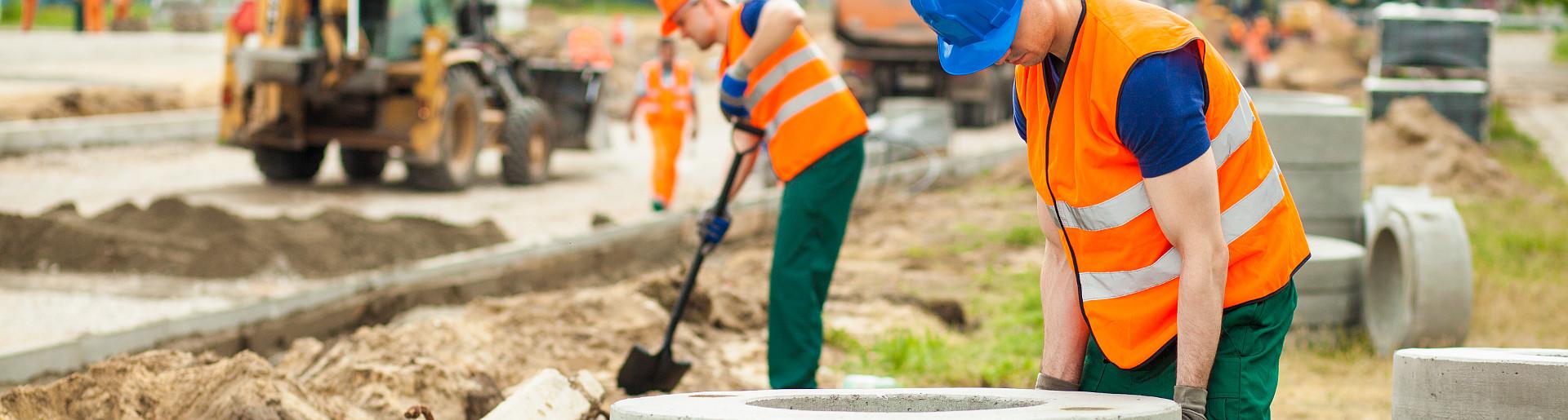 stavebné práce